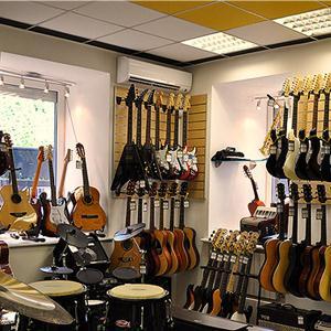 Музыкальные магазины Благодарного